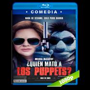 ¿Quién mató a los Puppets? (2018) Full HD 1080p Audio Dual Latino-Ingles