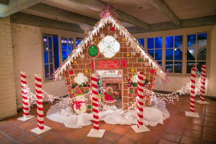 APlaceImagined Life Size Gingerbread Houses