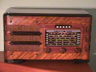 Radios aos 40 Radios en miniatura