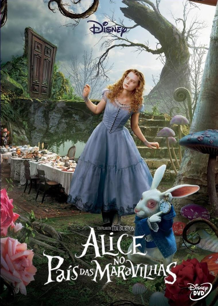 Alice no País das Maravilhas – Dublado (2010)
