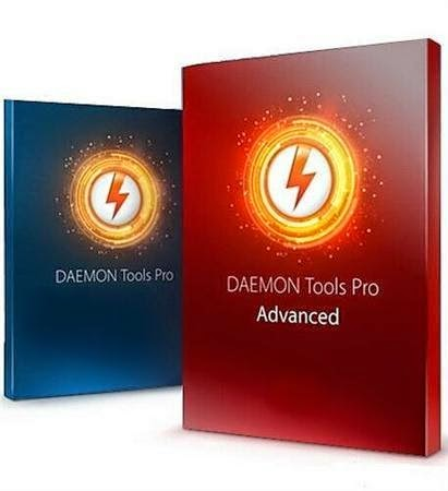 Download DAEMON Tools Pro Advanced 5.5 + Ativação