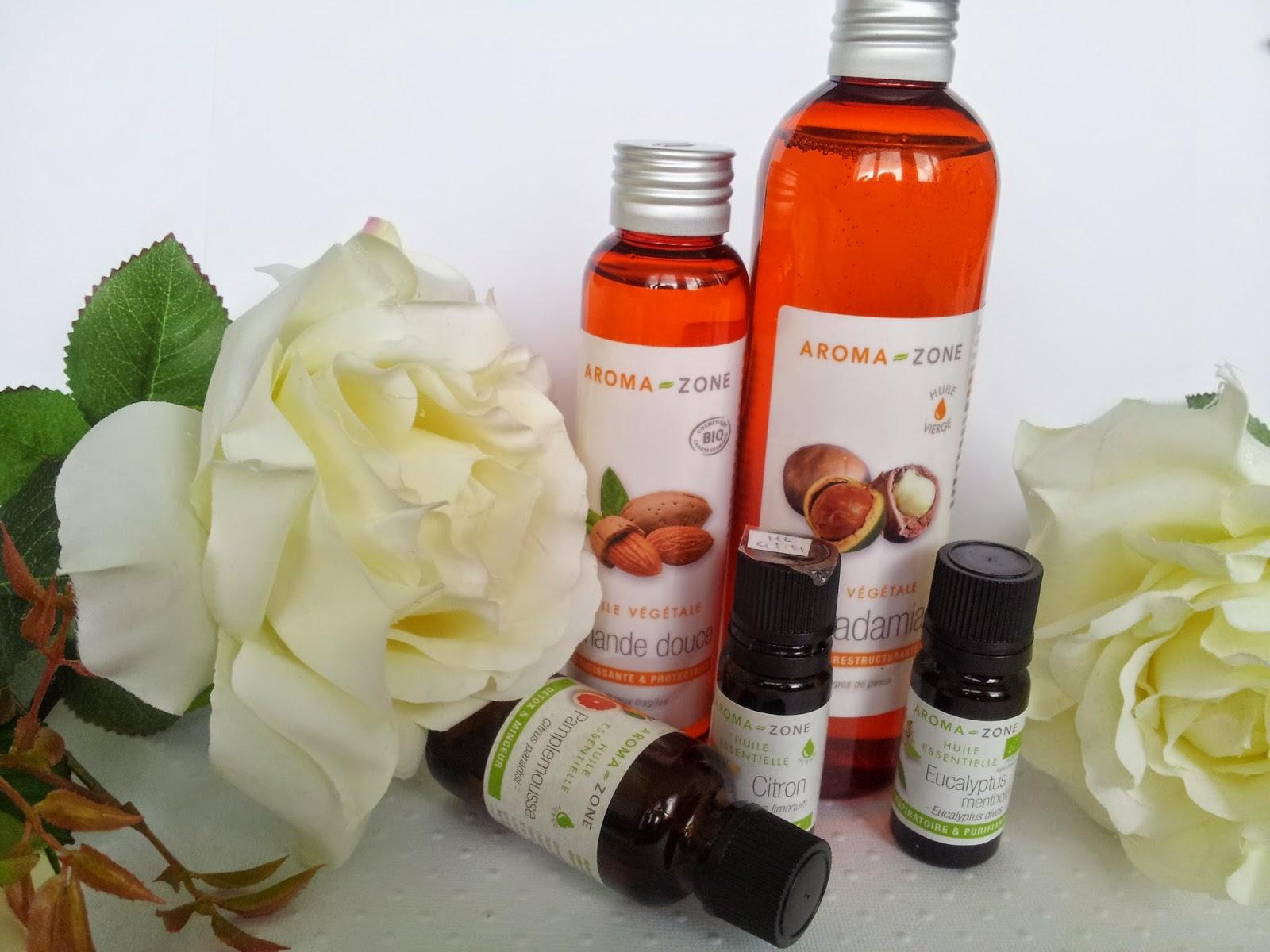 huile essentielle anti cellulite aroma zone