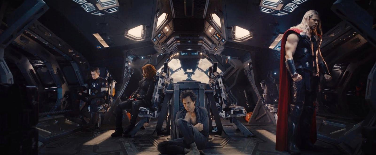 Avengers: Age of Ultron (režie Joss Whedon)