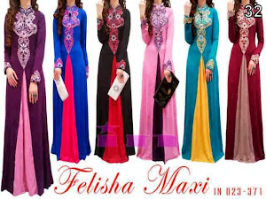 JUBAH / MAXI DRESS