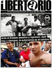 Descarga la edición 72 de El Libertario