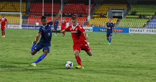 Kris Bright penalty sees off Pune FC