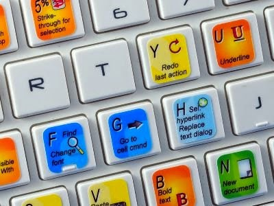 Keyboard Shortcut Keys for MS Excel