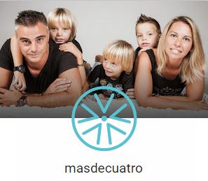 Visita nuestra web masdecuatro.com