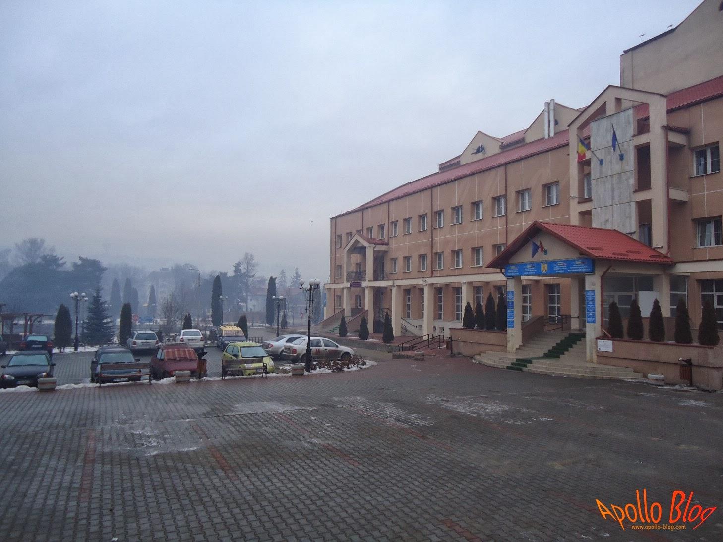 Parcare Primarie Toplita