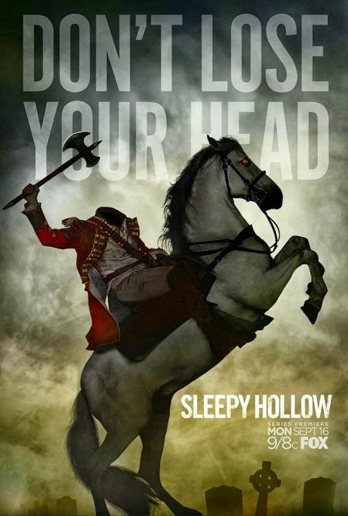 Kỵ Sĩ Không Đầu - Sleepy Hollow Season 1