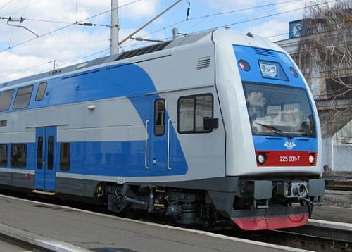 Укрзализныця планирует запустить скоростные поезда Škoda в Крыму