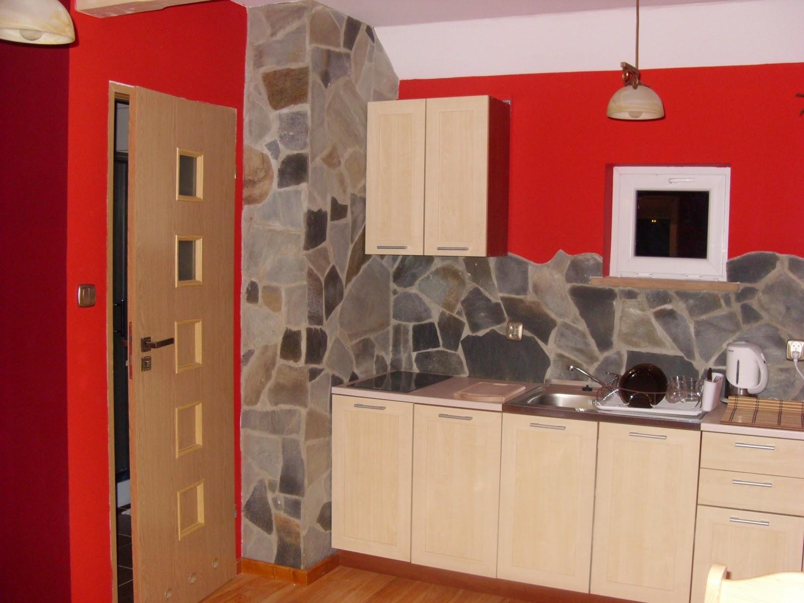 pokój studio w Szczawnicy z aneksem kuchennym