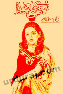 Subah Ka Bhoola (Romantic Urdu Novels) By Nighat Abdullah complete in pdf