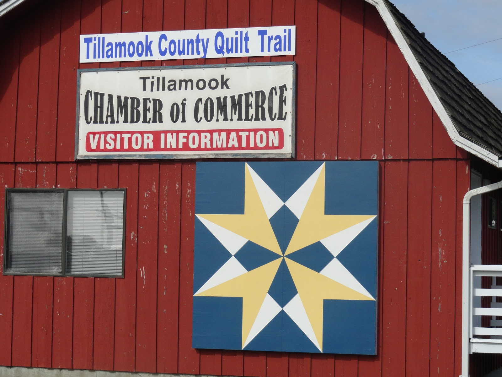 Humble Quilts: Quilt Trail and News from Denmark : tillamook quilt trail - Adamdwight.com