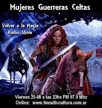 Mujeres Celtas Guerreras