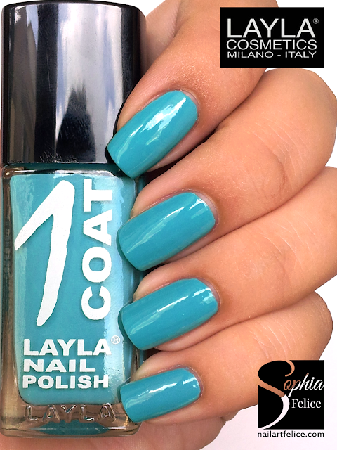 one coat layla n°16 - grasshopper