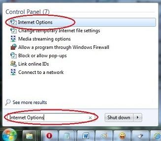 Cara Mengatur/mengubah Ukuran Cache Internet Explorer  (Set Internet Explorer Cache)