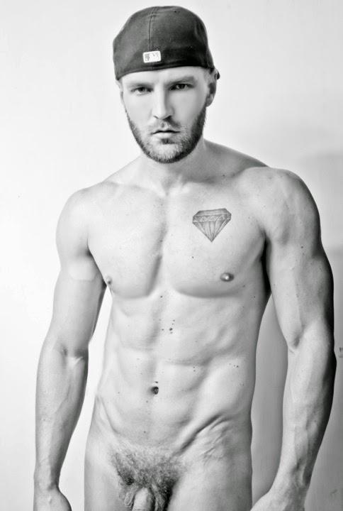 Great Rugged Handsome Naked Men