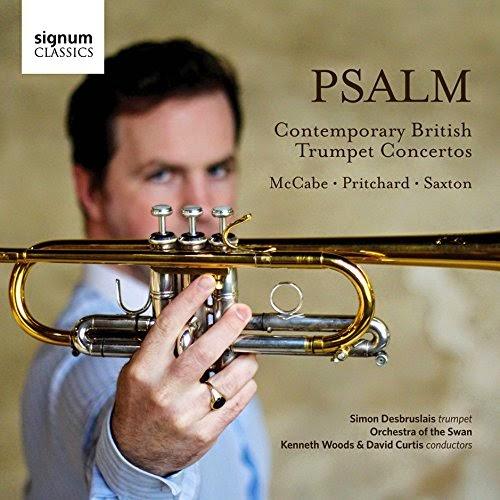 Psalm - Contemporary British Trumpet Concertos - Signum Classics