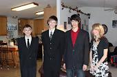 Andrew, Dan, Jon, Becca
