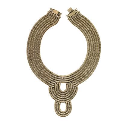 Auden Lenox Bib Necklace