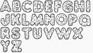 Letras para patch aplique