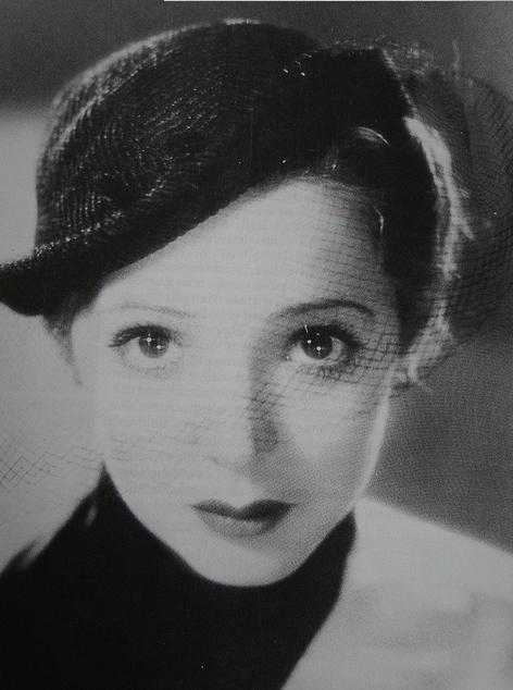 vintage portrait jessie matthews
