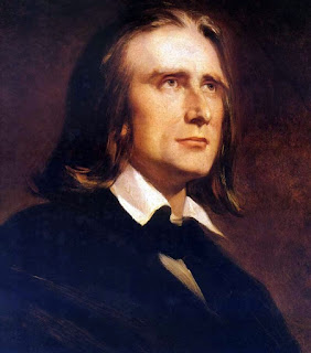 Franz Liszt : 10 Komponis Terbaik Sepanjang Sejarah