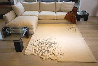 Contoh Desain Karpet Minimalis Tahun 2015