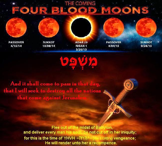 show picture of the 4 blood moons 2017 - photo #21
