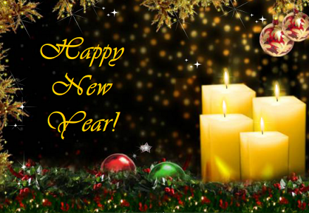 New Year 2013 Wishes: Animated New Year 2013 eCards
