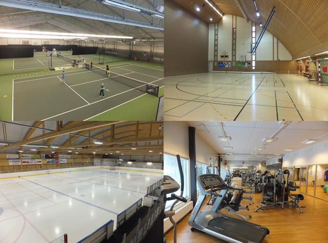 Спортивные арены Кисакаллио