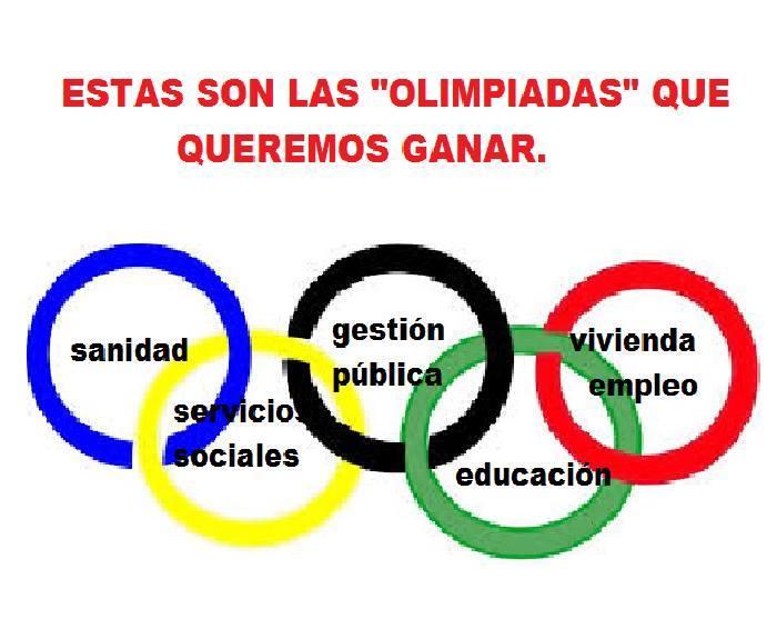 frases olimpiadas: