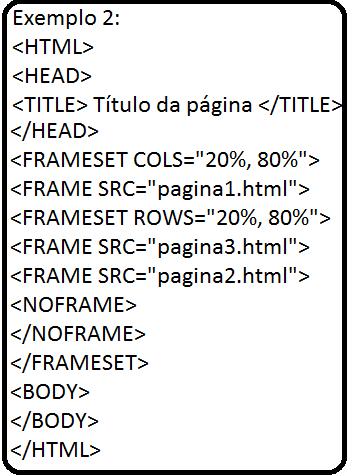 Crie páginas para site saiba como fazer em HTML 23