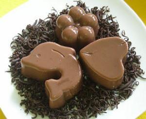 Cara Membuat Resep Puding Coklat