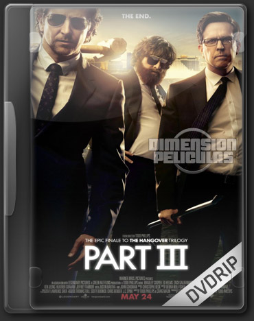 The Hangover Part III (DVDRip Inglés Subtitulada) (2013)