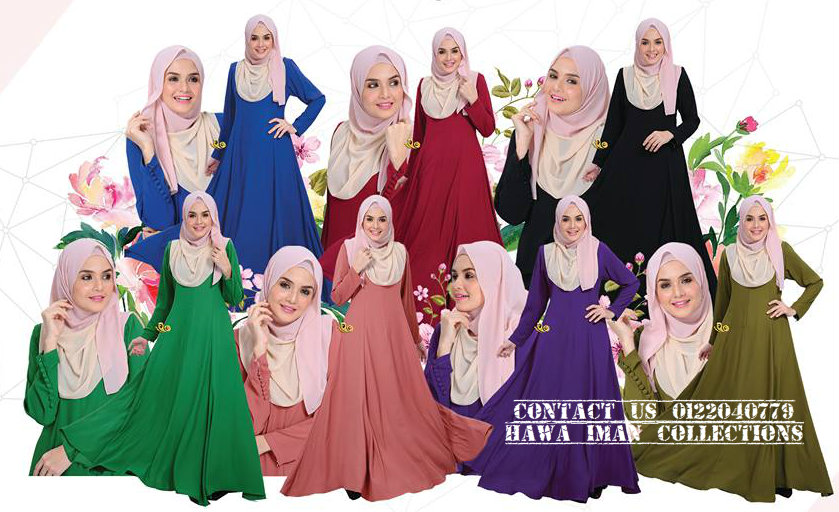 Hawa Iman Collections
