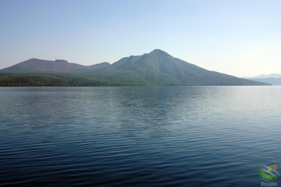 北海道旅行 支笏湖