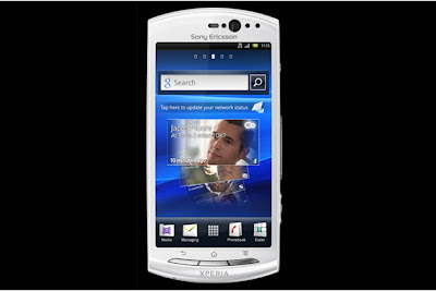 Sony Ericsson Android Smart Phone