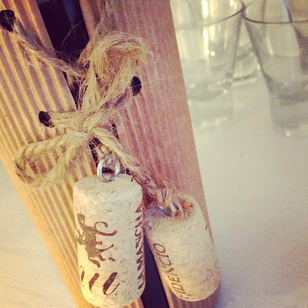 envolver botellas de vino: