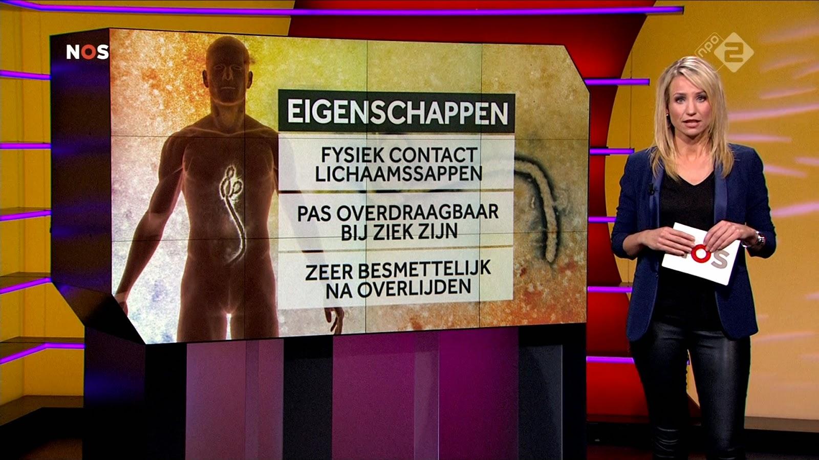 ... en Joost Karhof verzorgen NOS-special rondom Ebola: Feiten & Fabels: dionnestaxfan1.blogspot.com/2014/10/dionne-stax-en-joost-karhof...