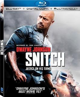 Snitch: El Infiltrado, BRrip-XviD, Español Latino, 2013