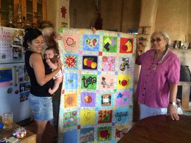 Espaola Farmers Market Market Quilt Is On Its Way Labor Day