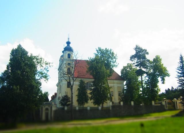 [16]Dviračiu keliais Vilniaus Jeruzalės Kalvarijose