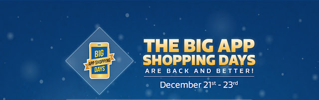 flipkart big app shopping days 2015