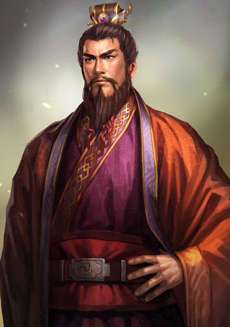 ซุนกวน (Sun Quan) จากเกมสามก๊ก13 - ROTKXIII