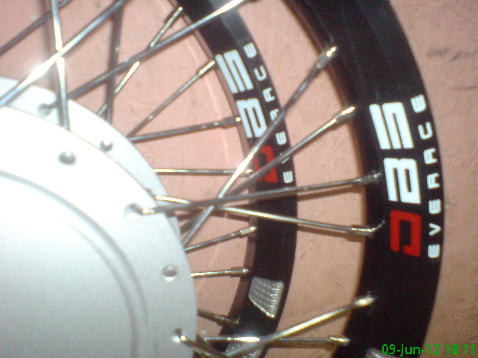 Velg Dbs Black Untuk Mio Velg Motor Murah