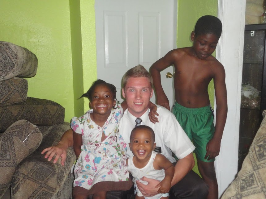 Elder Romney's Mission in Jamaica!