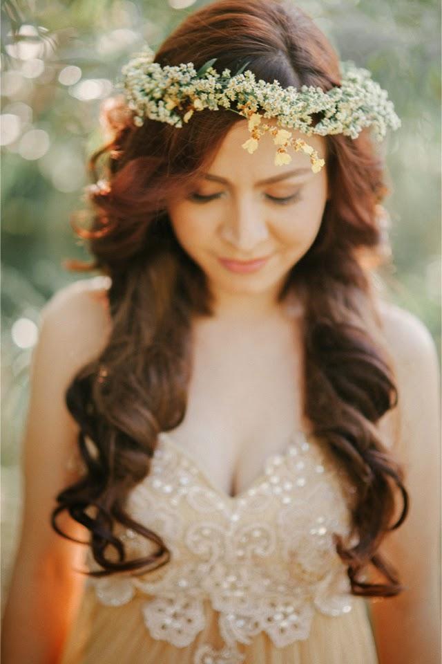 Peinados de novia de princesa Ideas y consejos [FOTOS] Ella Hoy - Peinados Corona Para Novias