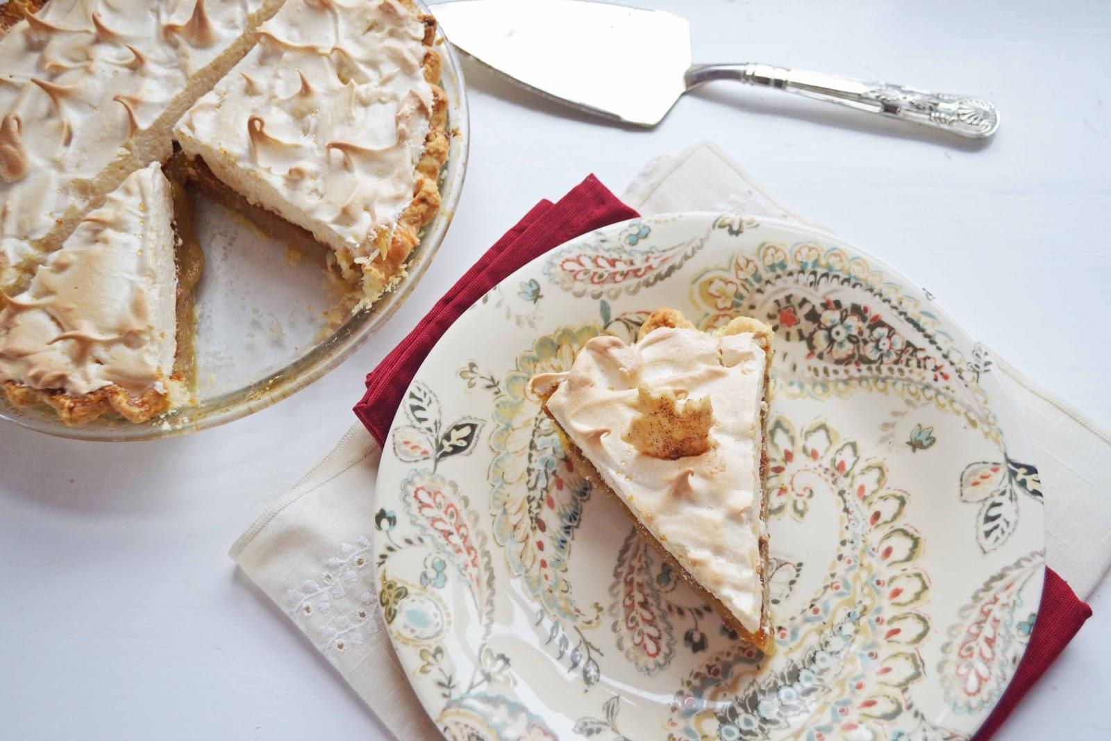 Nutmeg-maple Cream Pie Recipes — Dishmaps